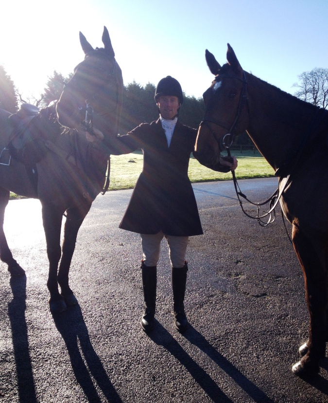 Polo professional and host at the Duke of Beaufort's Hunt